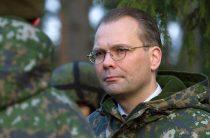 Интервью с министром обороны Финляндии Юсси Ниинистё Информационный