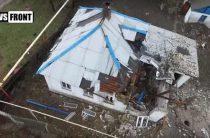 ВСУ подвергли обстрелу Макеевку, разрушены жилые дома. Под