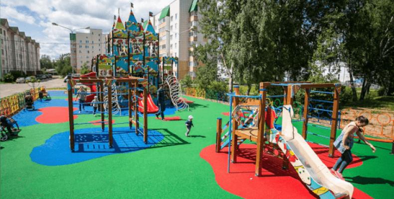 Детские площадки. Покупка и доставка