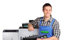 Широкоформатное оборудование. Ремонт принтера