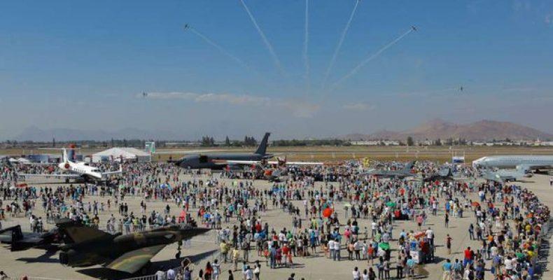Ростех: на выставке в Чили российские оборонные предприятия