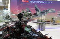 """Ростех: портфель заказов """"Рособоронэкспорта"""" составляет 45 млрд долларов"""