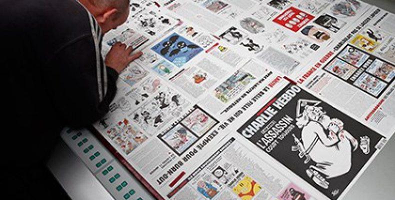 ОБСЕ попросят оценить карикатуры Charlie Hebdo на брюссельские