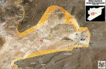 """""""Исламское государство"""" пытается контратаковать западнее Пальмиры 28 марта"""