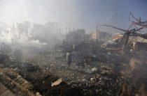 Human Rights Watch: США могут являться стороной конфликта