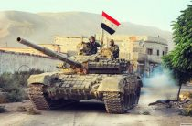 Сирийская армия взяла под контроль все главные высоты