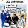 Charlie Hebdo нарисовал карикатуру на брюссельские теракты На