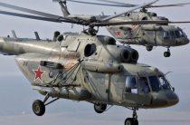 Экипажи армейской авиации высадили десант в рамках проверки