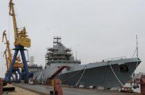 «Северная верфь» приступила к подготовке помещений для экипажа