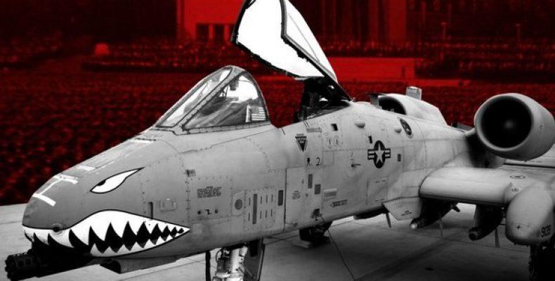 Могильщик советских танков. Консультировал ли Рудель создание А-10?