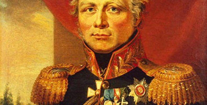 25 марта 1813 года. Русские войска вытеснили французскую
