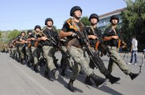 Россия поможет Киргизии создать высокопрофессиональную армию Россия поможет