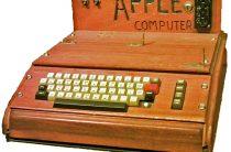 В Кельне выставят на аукцион Apple-1
