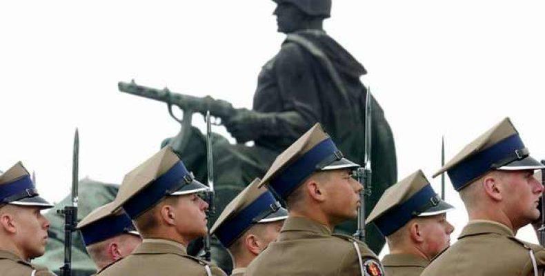 В Польше намерены демонтировать 500 памятников советским воинам