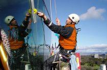 Услуги промышленных альпинистов в Москве