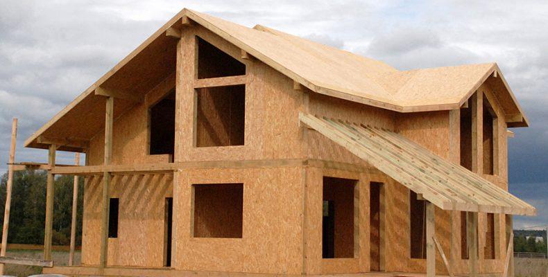 Особенное производство домов из сип панелей