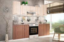 Кухонные гарнитуры по индивидуальным размерам от производителя