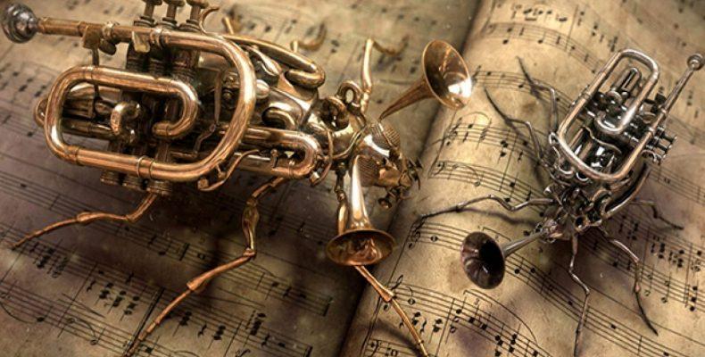 История развития музыки