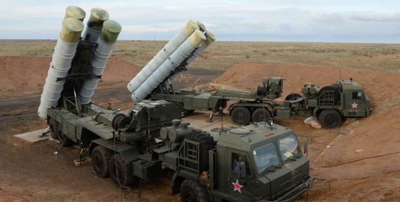 Боевые пуски ЗРК С-400 «Триумф» пройдут в Забайкалье