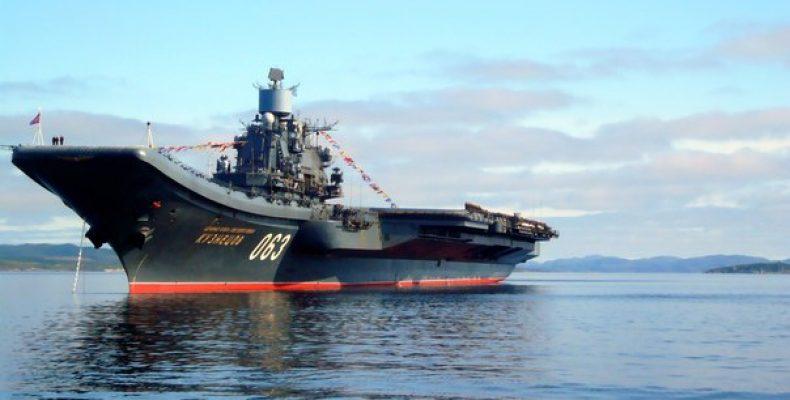«Адмирал Кузнецов» осенью отправится в Средиземное море с