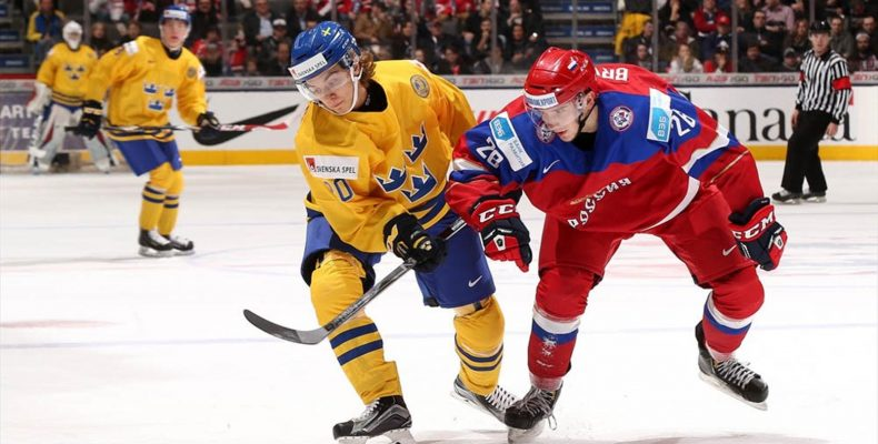 Сборная России переиграла шведов в стартовой игре ЧМ по хоккею
