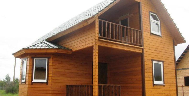 Где заказать строительство дачного дома
