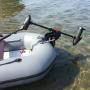 Мотор для надувной лодки
