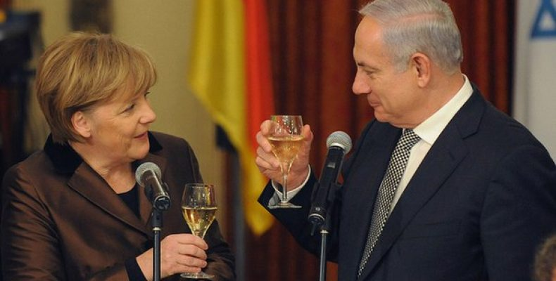 Германия шпионила за Нетаниягу В течение последних лет