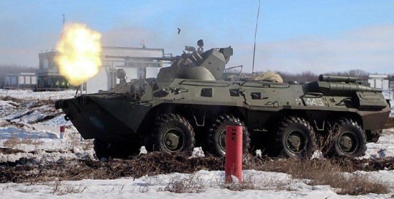 Соединения и воинские части ВДВ выполнят боевые стрельбы