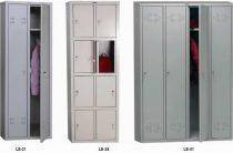 5 типов металлических шкафов