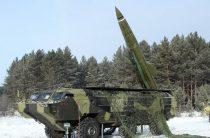 Расчеты ТРК «Точка-У» ЗВО уничтожили командный пункт и