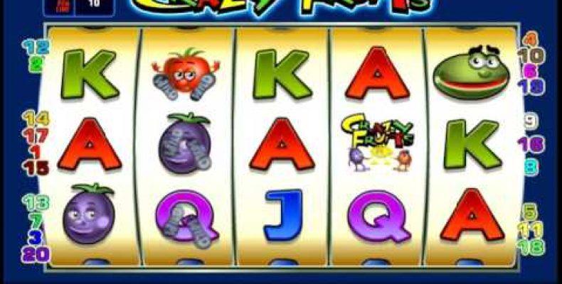 Как начать игру в казино Эльдорадо: регистрация. Игровой автомат Crazy Fruits