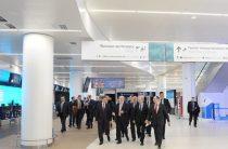 Готовность нового международного терминала нижегородского аэропорта Стригино, который
