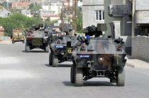 Курды атаковали полицейский конвой в провинции Диярбакыр Помимо