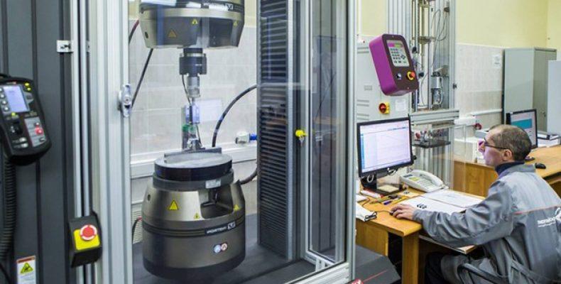 Автоматизированная система контроля качества маркировки, испытательный стенд для электродвигателей