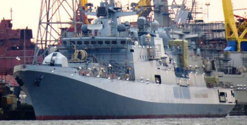 В Индии может быть организовано производство фрегатов проекта