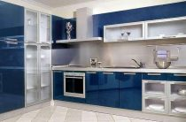 Художественный подход к ремонту кухни