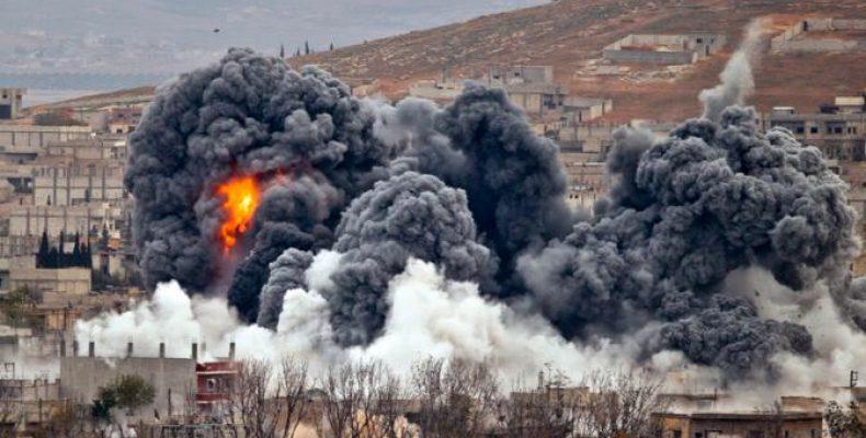 Новости Сирии. Война