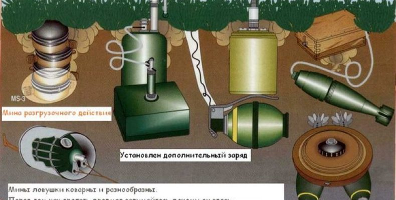 Эта инструкция распространялась среди военнослужащих Российской Армии в