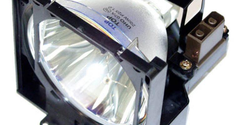 Конструкция проектора. Основные правила замены лампы в проекторе VIEWSONIC