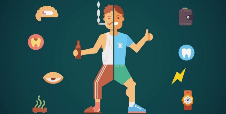 Вредные привычки, которые губят нас