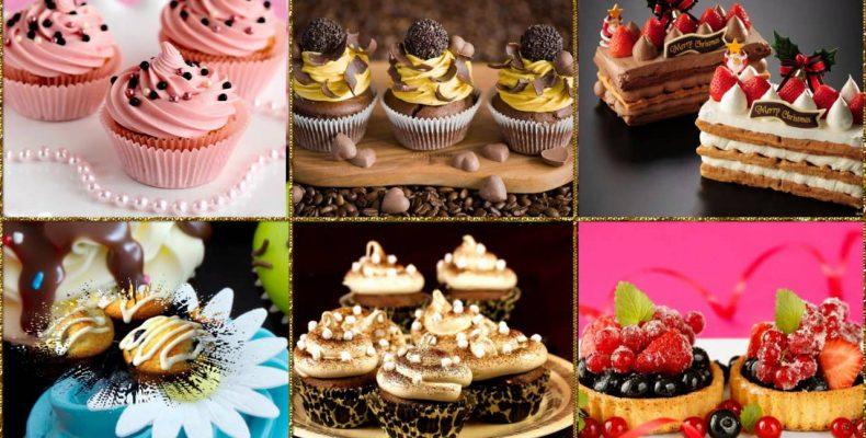Создавайте сладкие шедевры с удовольствием!