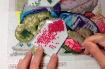Товары для творчества. Алмазная мозаика