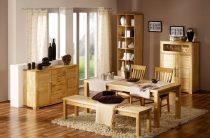 Мебель из массива на заказ по доступным ценам