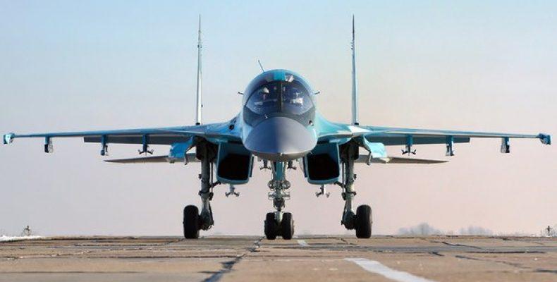 Российские ВКС уничтожили более 100 боевиков в районе