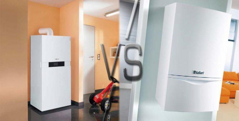 Настенный и напольный газовые котлы: какой выбрать