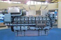 Китайские дизельные двигатели для малых ракетных кораблей проекта