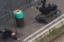 Бельгийская полиция ликвидировала человека со взрывчаткой Брюссельская полиция