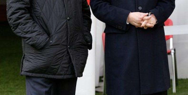 Президент РФС Виталий Мутко позитивно оценил итог встречи