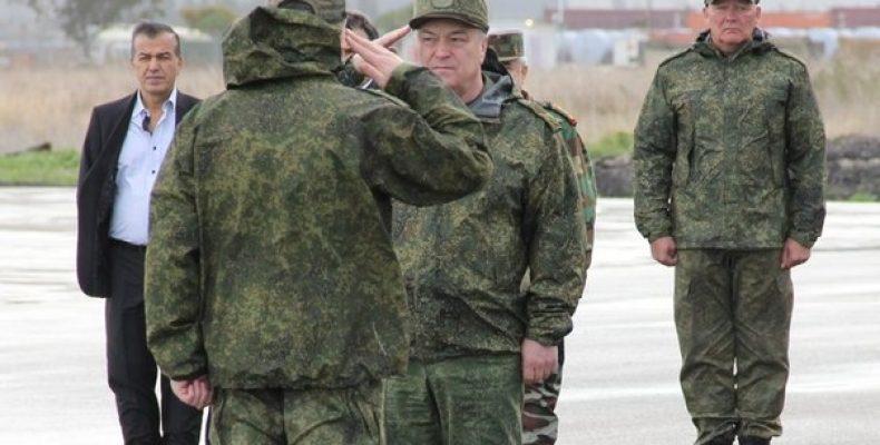 Сирия: русский гром Командующий группировкой войск РФ в